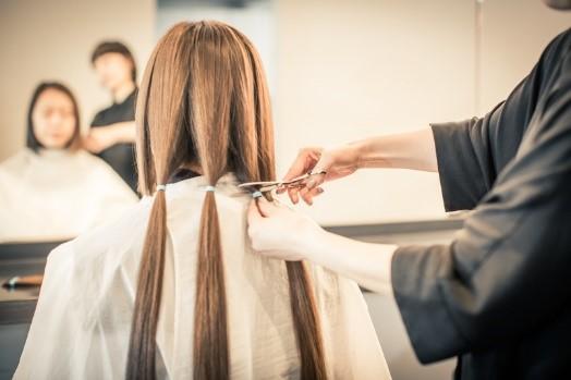 ヘアドネ ーション(髪の寄付)のイメージ画像